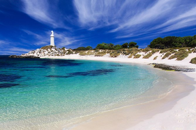 Rottnest Island Grand Tour Including Lunch and Historical Train Ride - C Tourism