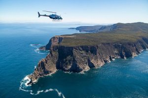 30-Minute Two Capes and Tasman Helicopter Flight from Port Arthur - C Tourism