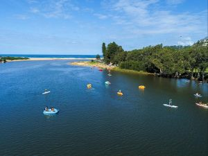 Avoca Lake - C Tourism