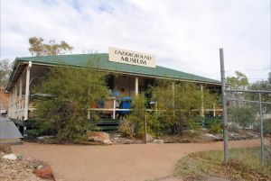 Mount Isa Underground Hospital and Museum - C Tourism