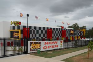 Game Over Indoor Go Karting Adventure Climbing Walls and Lazer Tag Centre - C Tourism