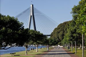 Glebe Foreshore Walk - C Tourism