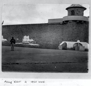 J Ward Ararat's Old Gaol and Lunatic Asylum - C Tourism