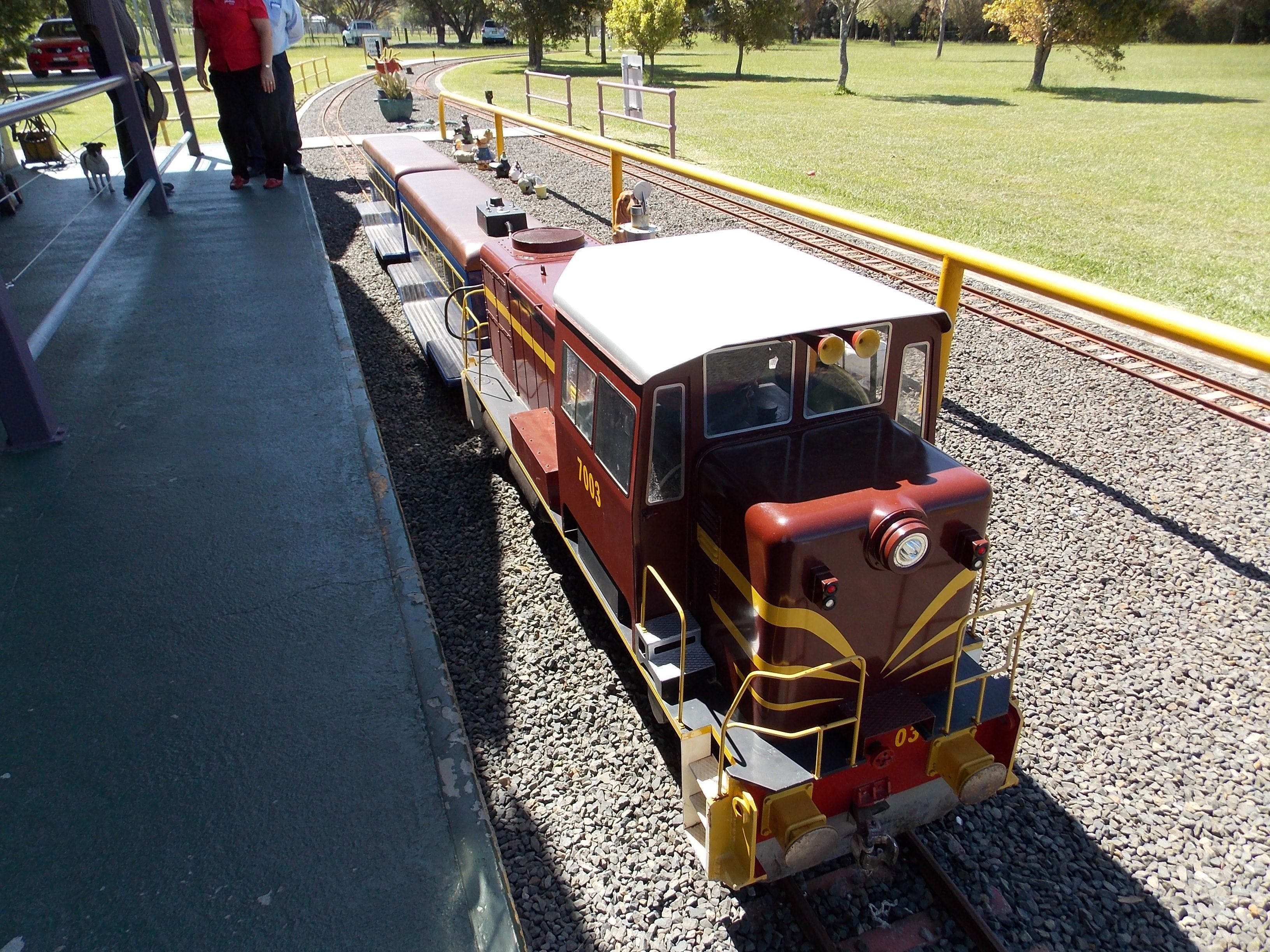 Penwood Miniature Railway - C Tourism