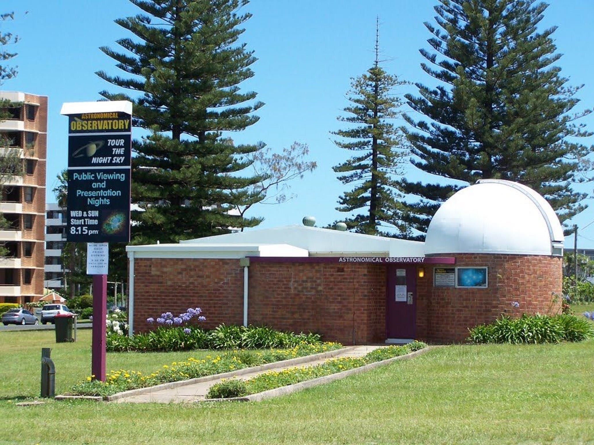 Port Macquarie Astronomical Observatory - C Tourism