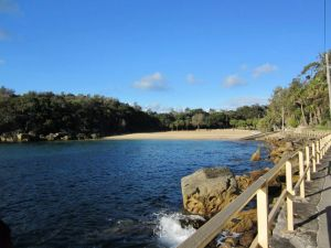 Shelly Beach Manly - C Tourism