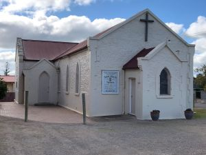 St Mary's Anglican Church Wallaroo - C Tourism