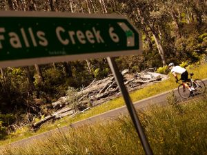 7 Peaks Ride - Falls Creek - C Tourism