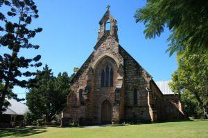 St Marys Anglican Church Memorial Chapel - C Tourism
