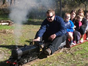 Mudgee Miniature Railway - C Tourism