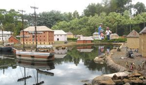 Old Hobart Town Model Village - C Tourism