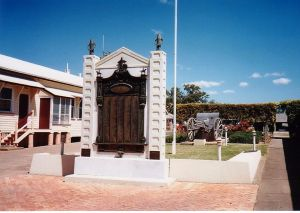 Gayndah War Memorial - C Tourism