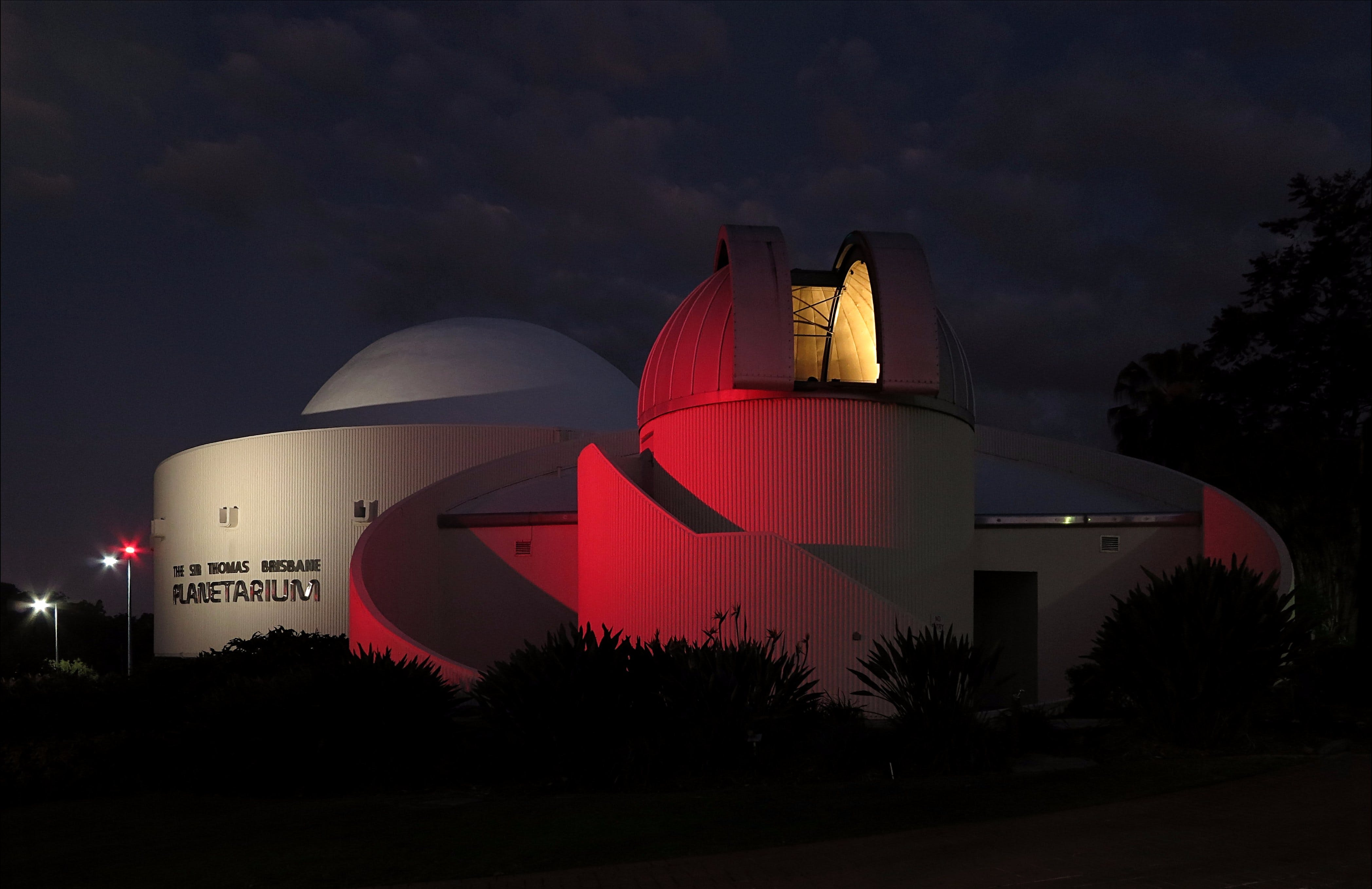 Sir Thomas Brisbane Planetarium - C Tourism