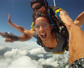Gold Coast Skydive - C Tourism