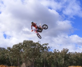 Goanna Tracks Motocross and Enduro Complex - C Tourism