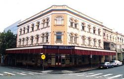 The Grand Hotel Newcastle - C Tourism