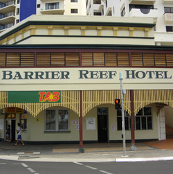 The Barrier Reef Hotel - C Tourism