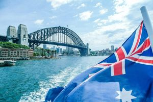 Australia Day Lunch and Dinner Cruises On Sydney Harbour with Sydney Showboats - C Tourism
