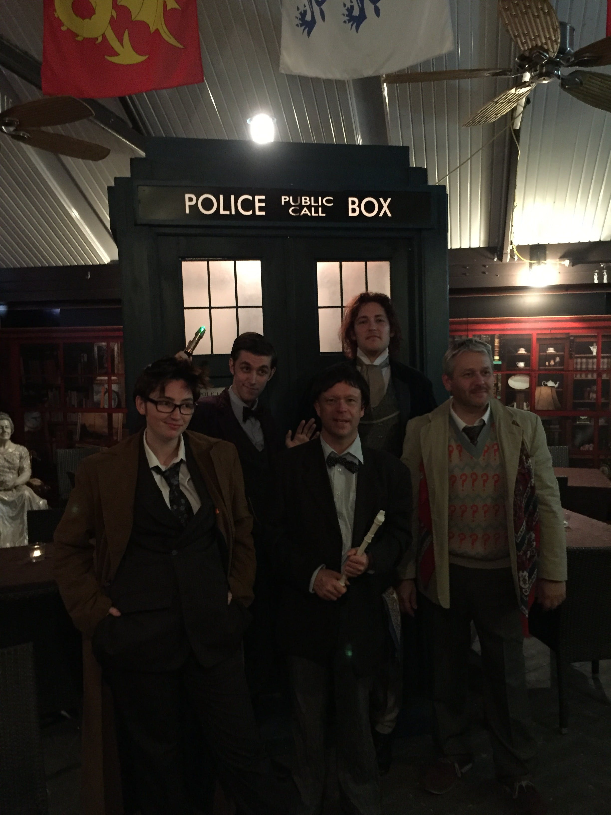 Dr Who Quiz Night - C Tourism