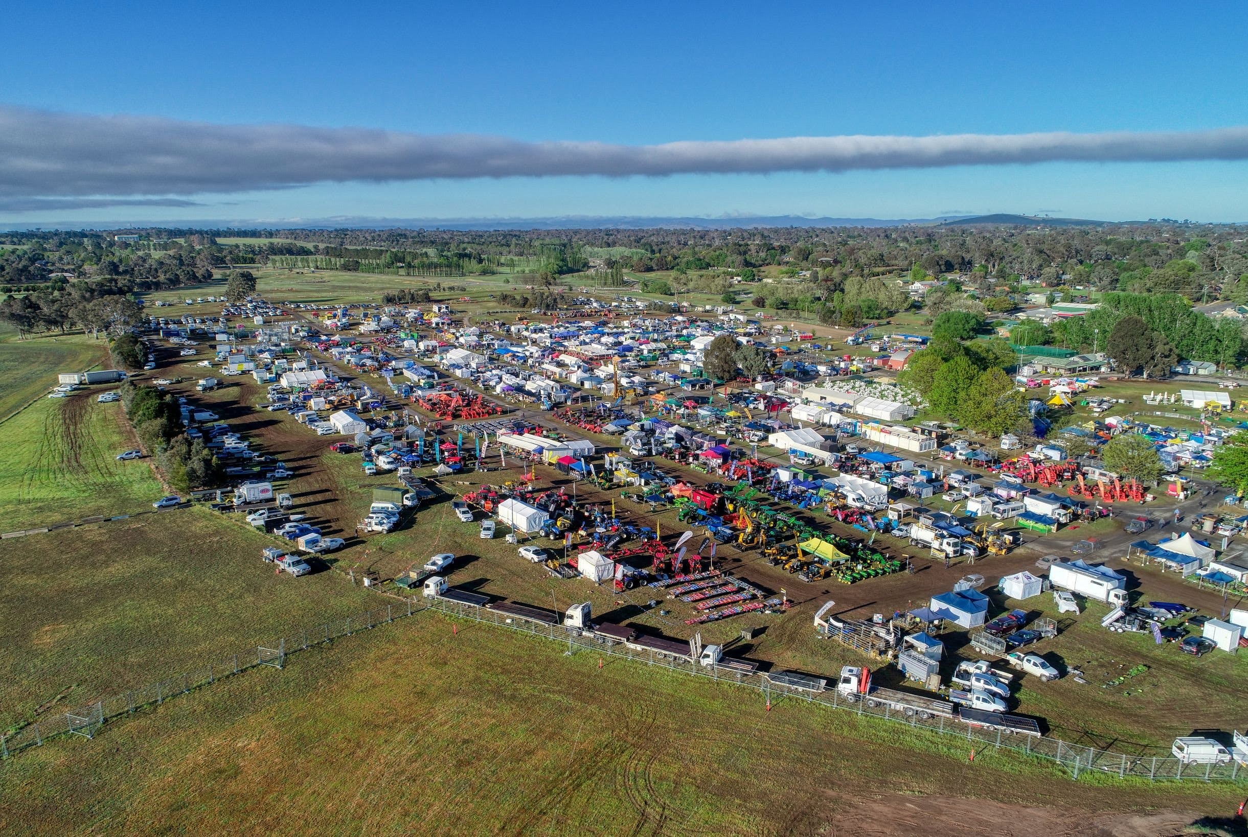 Murrumbateman Field Days - C Tourism