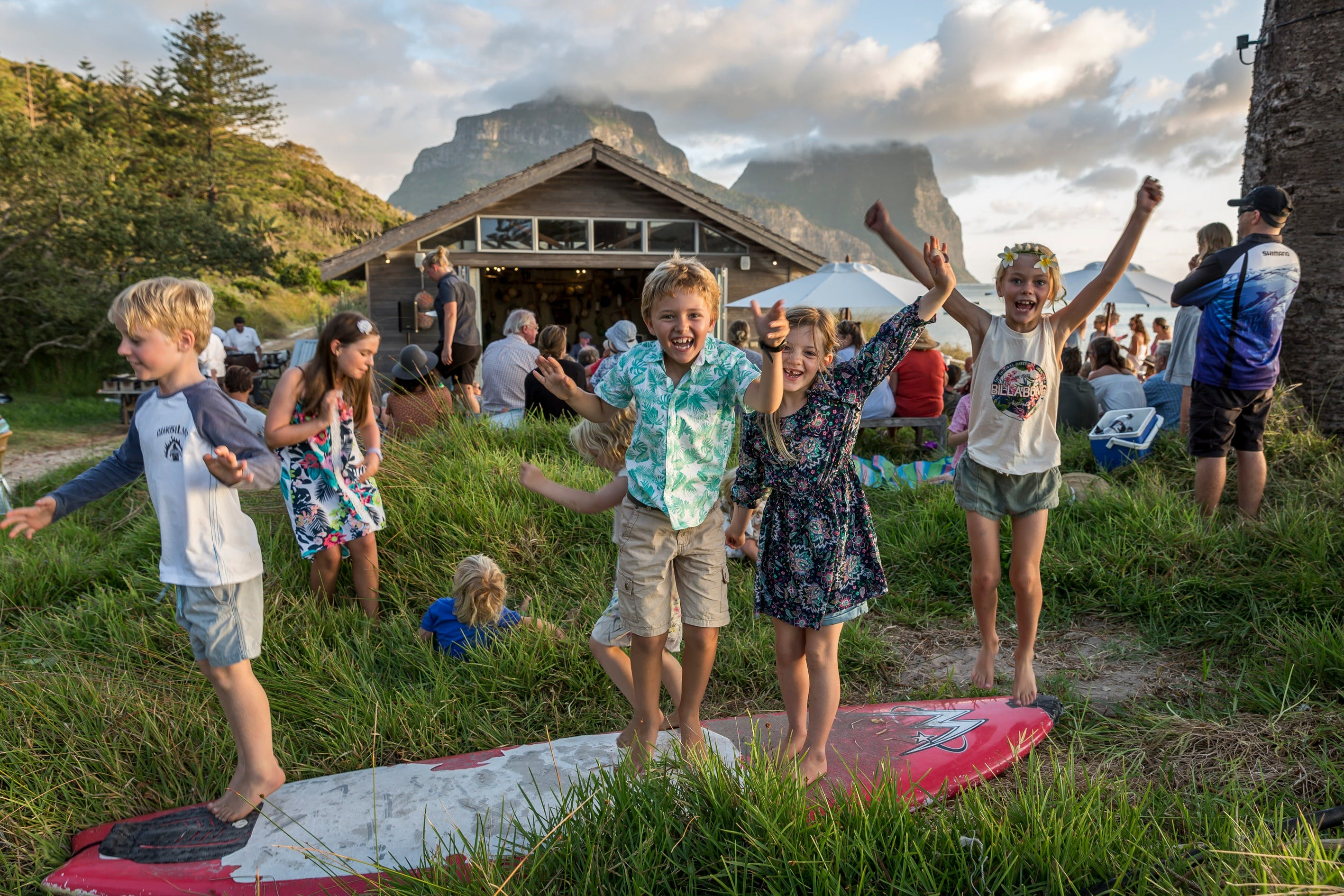 Spring Festival of Lord Howe Island - C Tourism